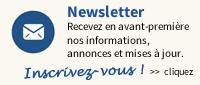 Taglit france, abonnez vous à notre newsletter